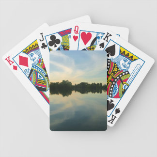 Secret Oasis Bicycle Playing Cards