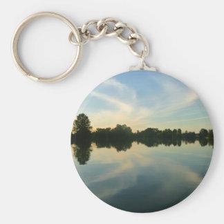 Secret Oasis Key Ring