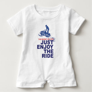 Secret-Of-Life Baby Bodysuit