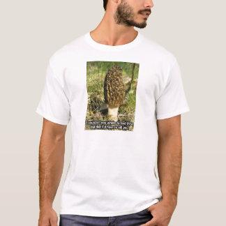 Secret of the Morel Hunter T-Shirt