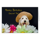 Secret Pal - Birthday Card