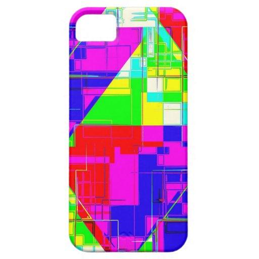 Secret Patch iPhone 5 Cover