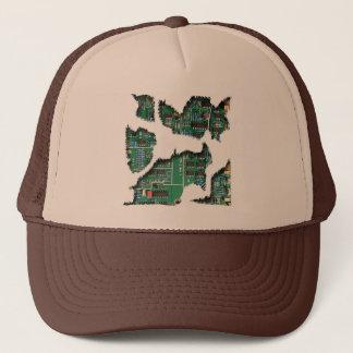 Secret Robot Trucker Hat