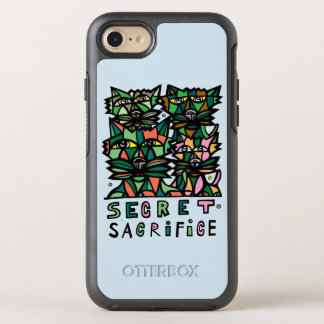 """Secret Sacrifice"" Apple & Samsung Otterbox Case"