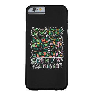 """Secret Sacrifice"" BuddaKats Glossy Phone Case"
