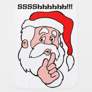 Secret Santa Sssshhhh!! Baby Blanket