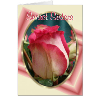 Secret Sisters-customise Card