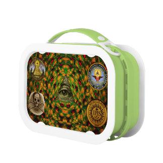 Secret Society Lunch Box