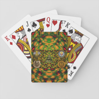 Secret Society Playing Cards