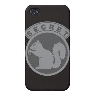 Secret Squirrel iPhone 4 Cover