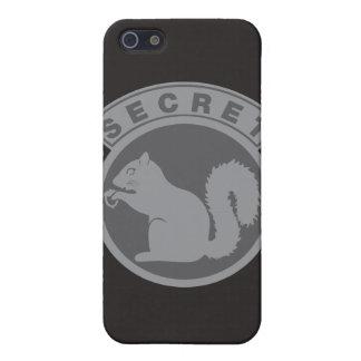 Secret Squirrel iPhone 5 Covers
