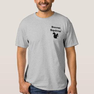 Secret Squirrel Tee Shirts