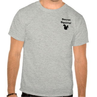 Secret Squirrel Shirts
