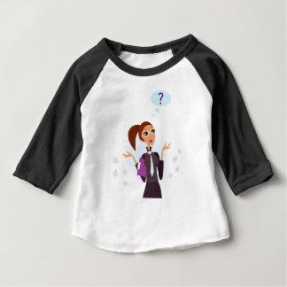 Secretary Original art drawing Baby T-Shirt