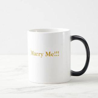 Secrete Morph Message Morphing Mug