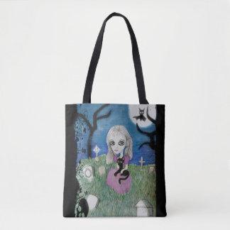 Secrets by Ohio artist Carol Ann Zeock Tote Bag