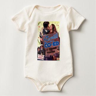 Secrets of a Coed Baby Bodysuit