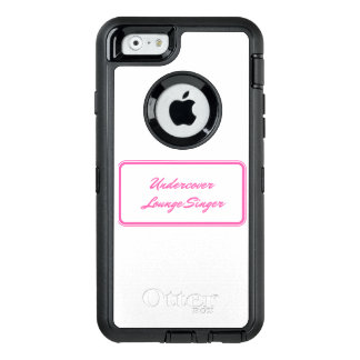 Secret's Out! OtterBox Defender iPhone Case