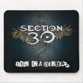 Section 30 Mousepad
