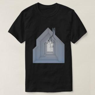 Section Dark smoke 01 Architecture concept art T-Shirt