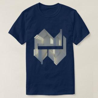 Section Reflection 01 Architecture concept art T-Shirt