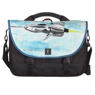 Sector Beta Z Laptop Bags