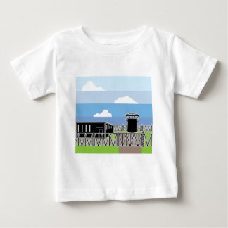 Secure Facility Prison Camp Baby T-Shirt