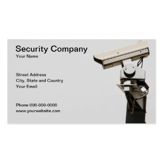 10 cctv business cards and cctv business card templates for Cctv business card