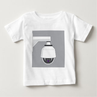 Security Camera Baby T-Shirt