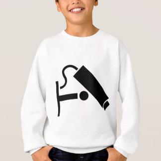 Security Camera Sweatshirt