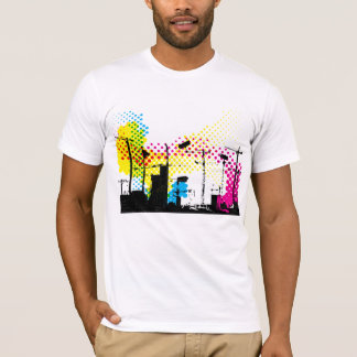 Security cameras everywhere T-Shirt