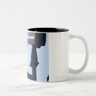Security cameras Two-Tone coffee mug