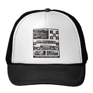 Security Council Trucker Hat