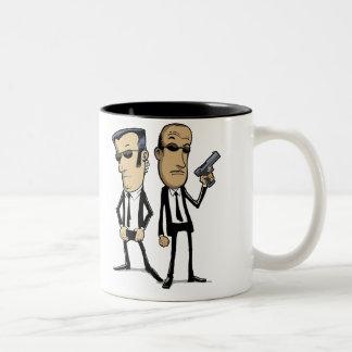 Security Detail Mug