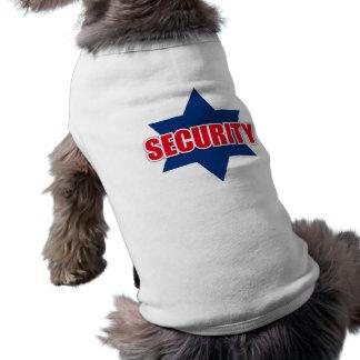Security Guard Dog Shirt