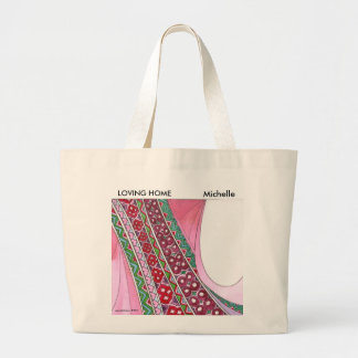 SECURITY LARGE TOTE BAG