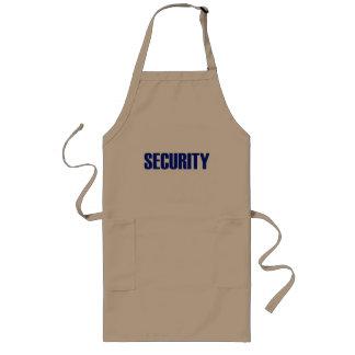 Security Long Apron