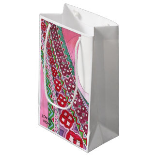 SECURITY SMALL GIFT BAG