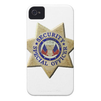 Security Special Officer Case-Mate iPhone 4 Case