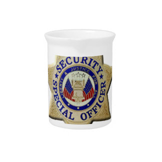 Security Special Officer Pitcher