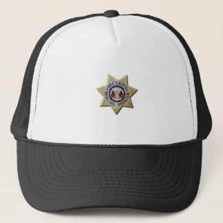 Security Special Officer Trucker Hat