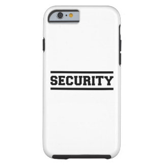 Security Tough iPhone 6 Case