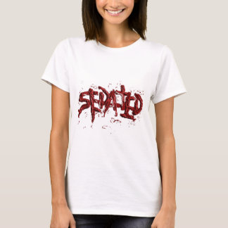 Sedated Splatter Line T-Shirt