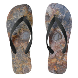 Sedementary Rock Nature Surface Thongs
