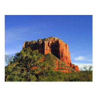 Sedona, Arizona Landscape Postcard
