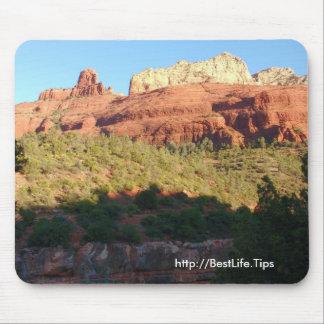 Sedona, Arizona mountain Mouse Pad