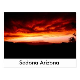 Sedona Arizona Postcard