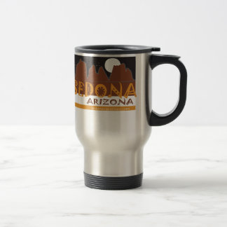 Sedona Arizona Thermal Travel Mug