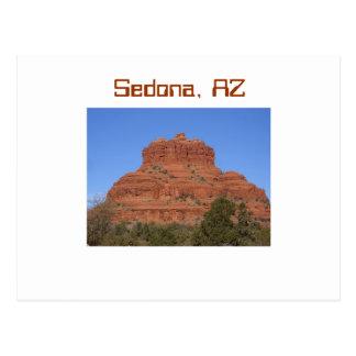 Sedona, AZ Postcard