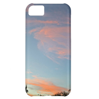 Sedona cloudy skies case for iPhone 5C